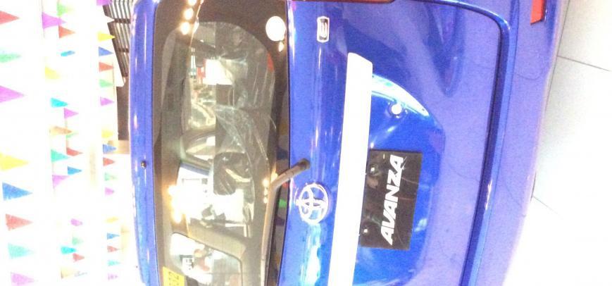 Toyota Avanza 2015 - 11