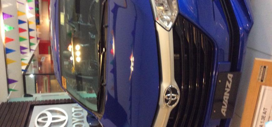 Toyota Avanza 2015 - 9