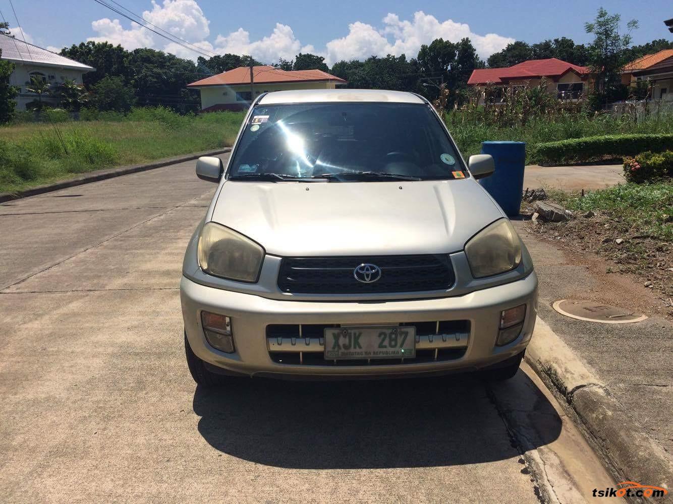 Toyota Rav4 2003 - 6
