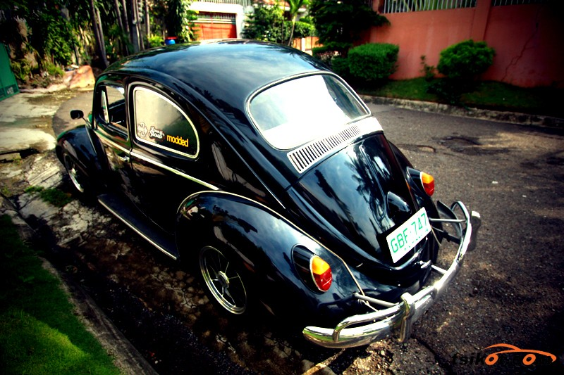 Volkswagen Beetle 1961 - 3