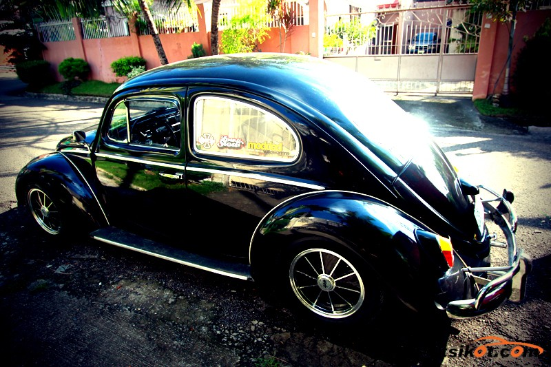 Volkswagen Beetle 1961 - 6