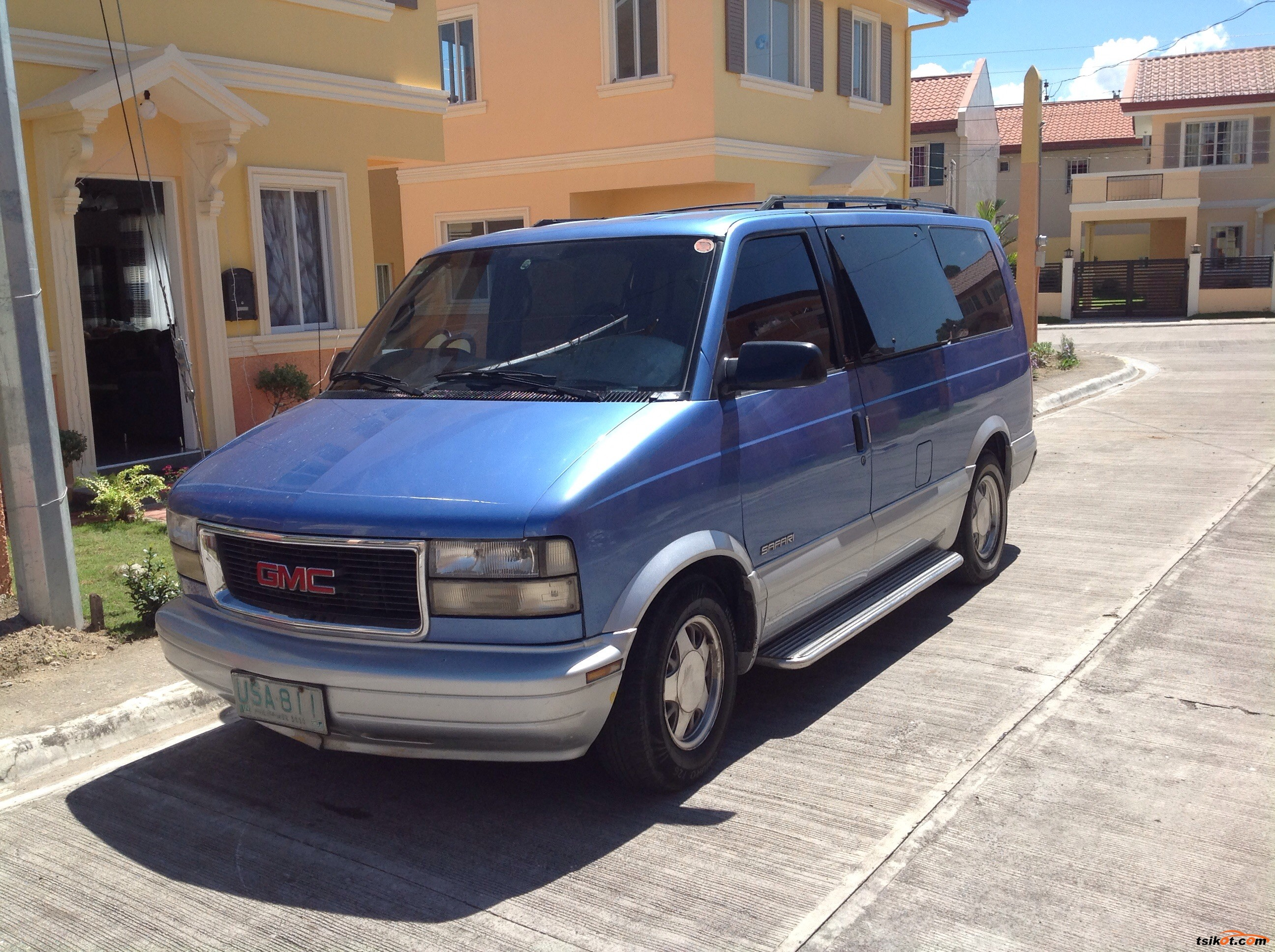 Gmc Safari 1996 - 1