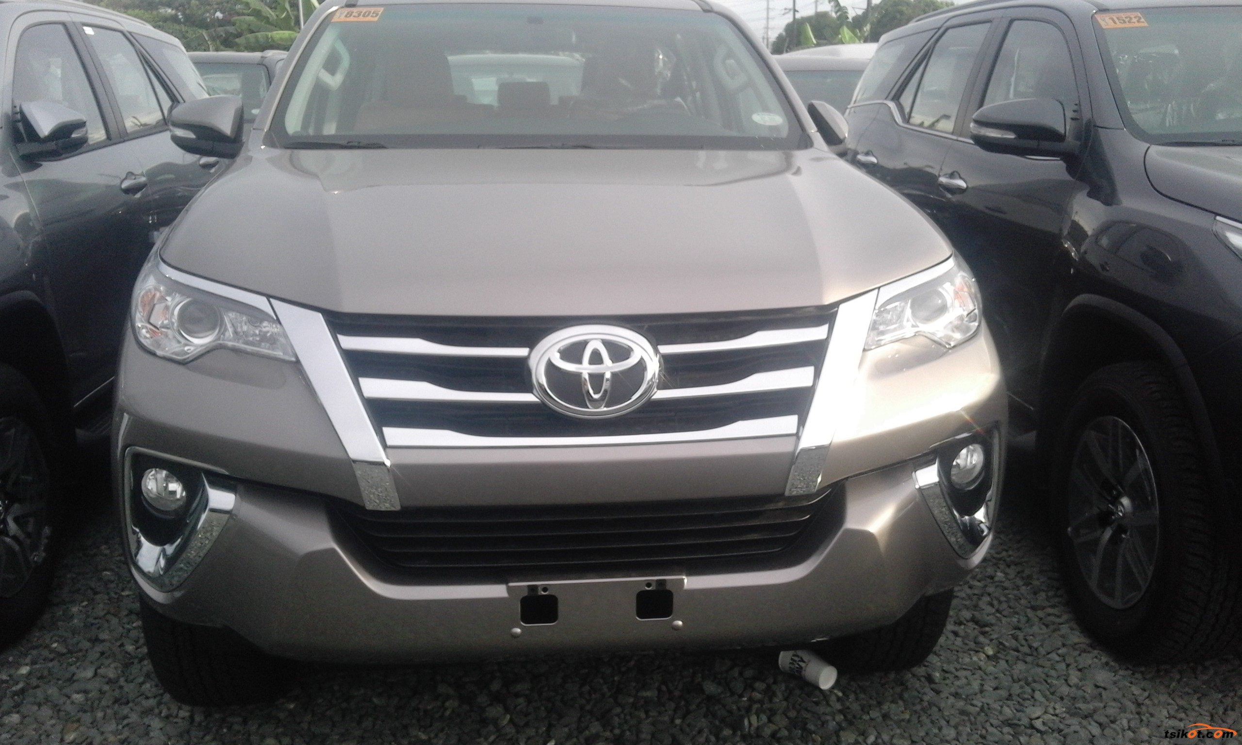 Toyota Fortuner 2017 Car For Sale Calabarzon Philippines