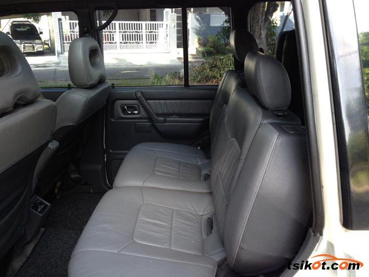 Mitsubishi Montero 1998 - 2
