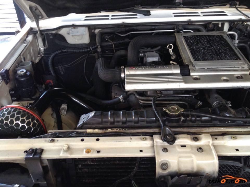 Mitsubishi Montero 1998 - 6