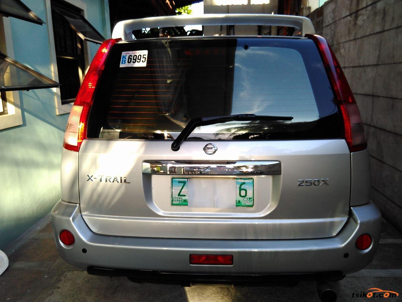 Nissan X-Trail 2008 - 8