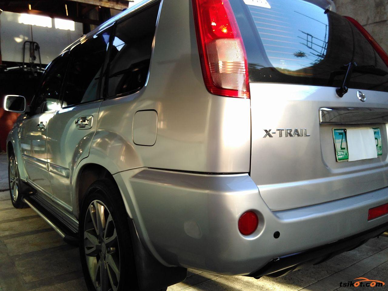 Nissan X-Trail 2008 - 9
