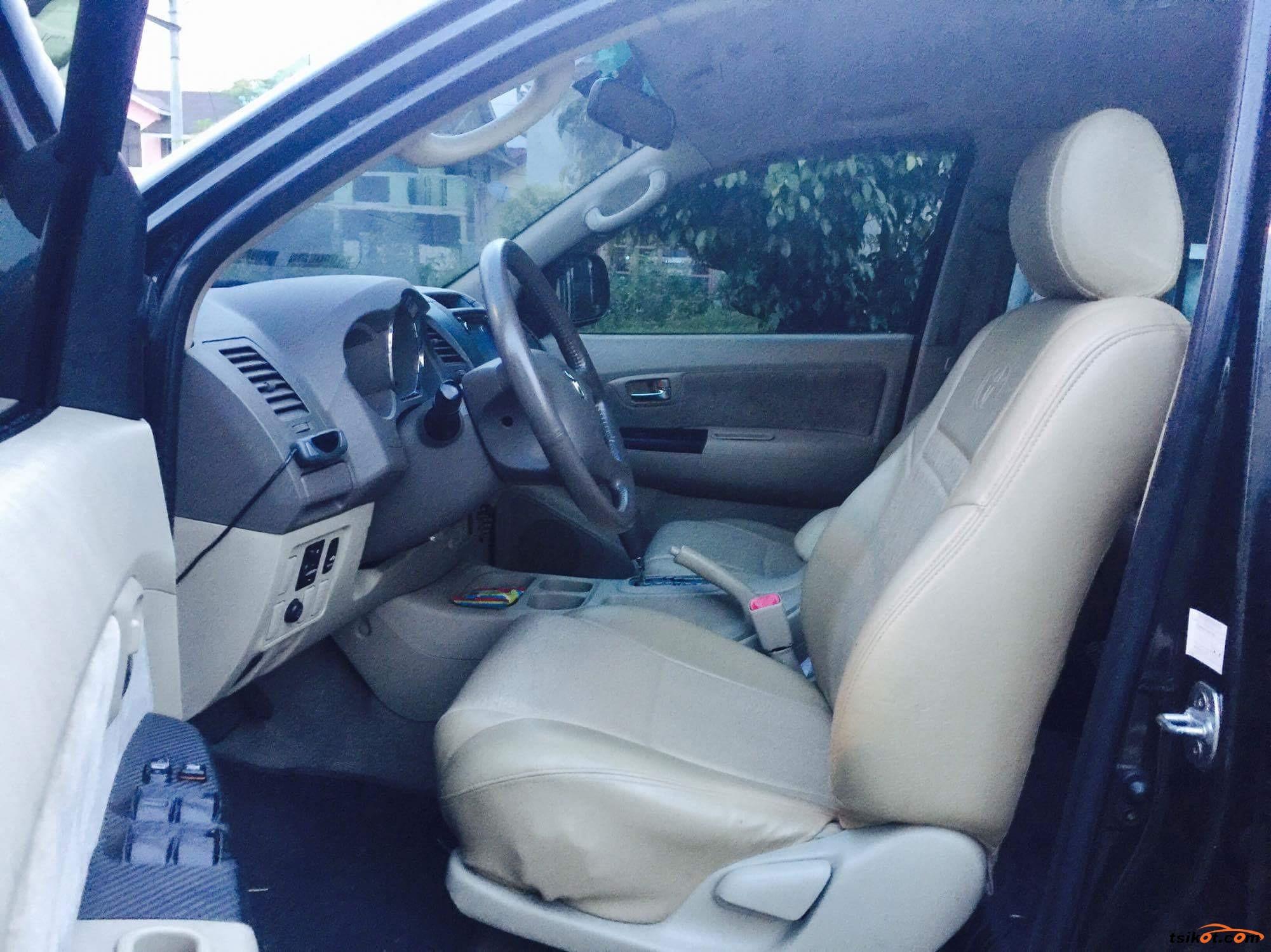 Toyota Fortuner 2006 - 2