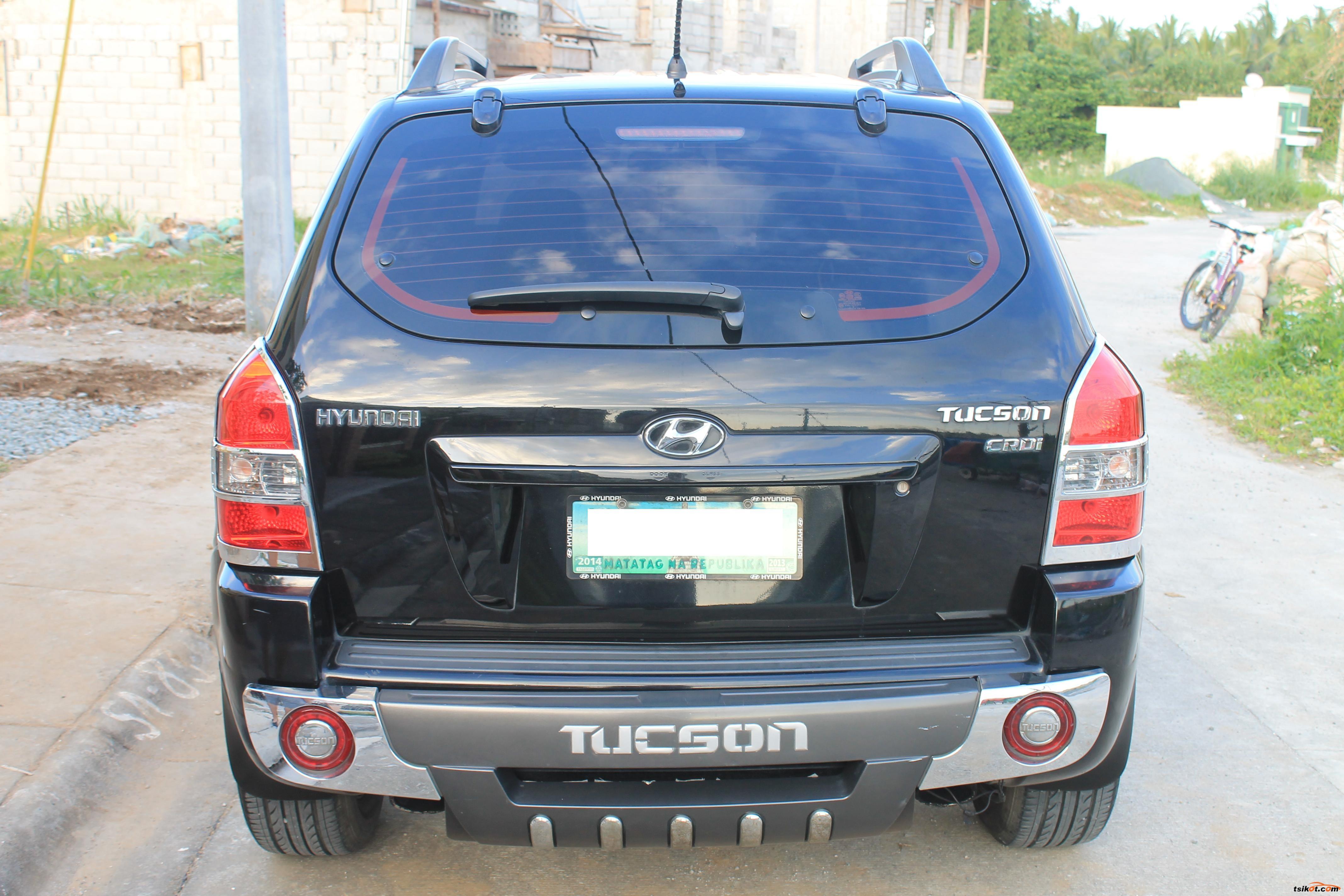 Hyundai Tucson 2009 - 8