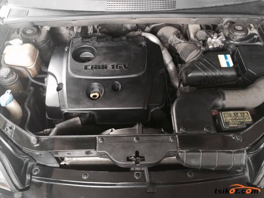 Hyundai Tucson 2009 - 10