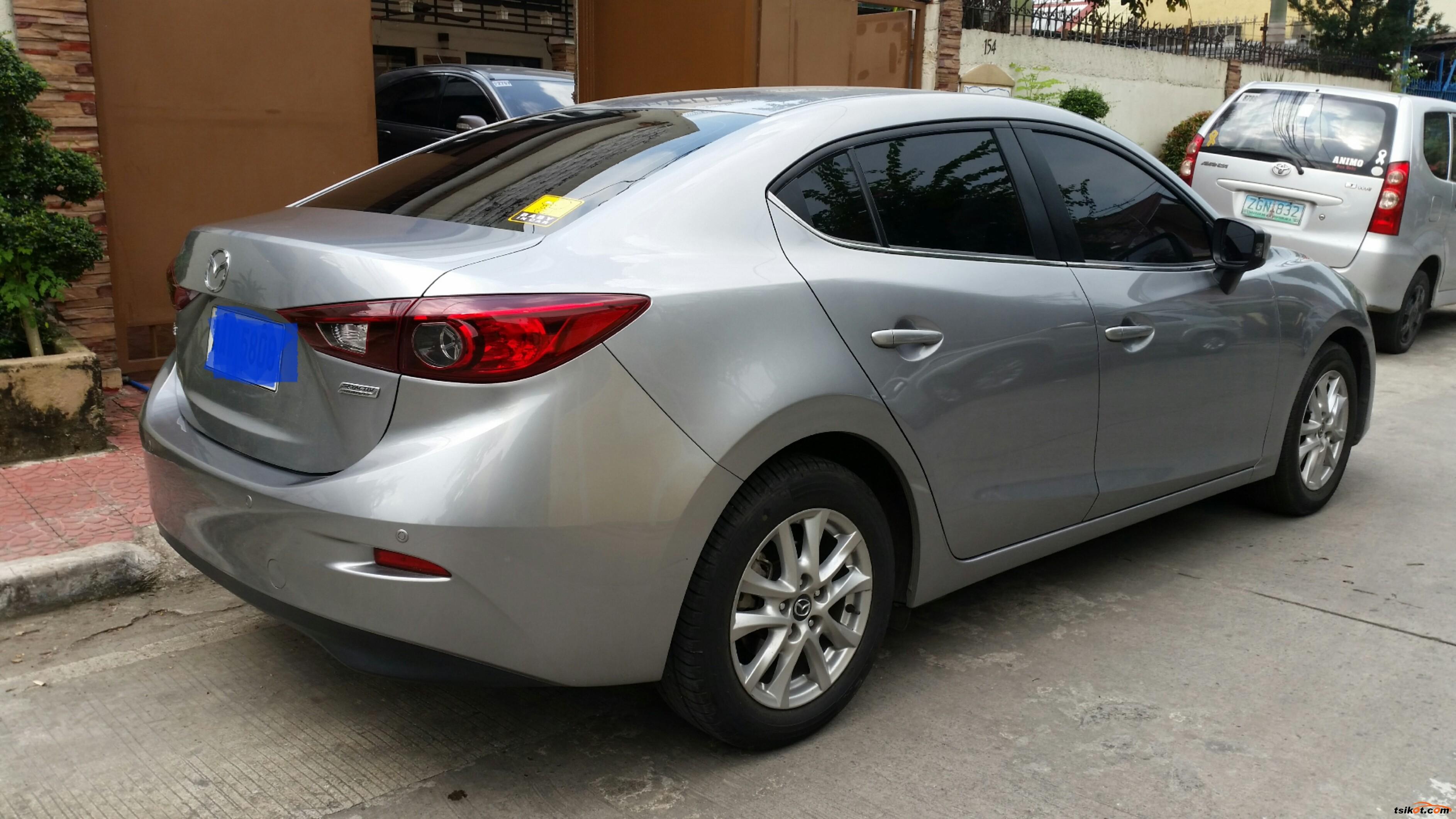 Mazda Mazda3 2014 - 2
