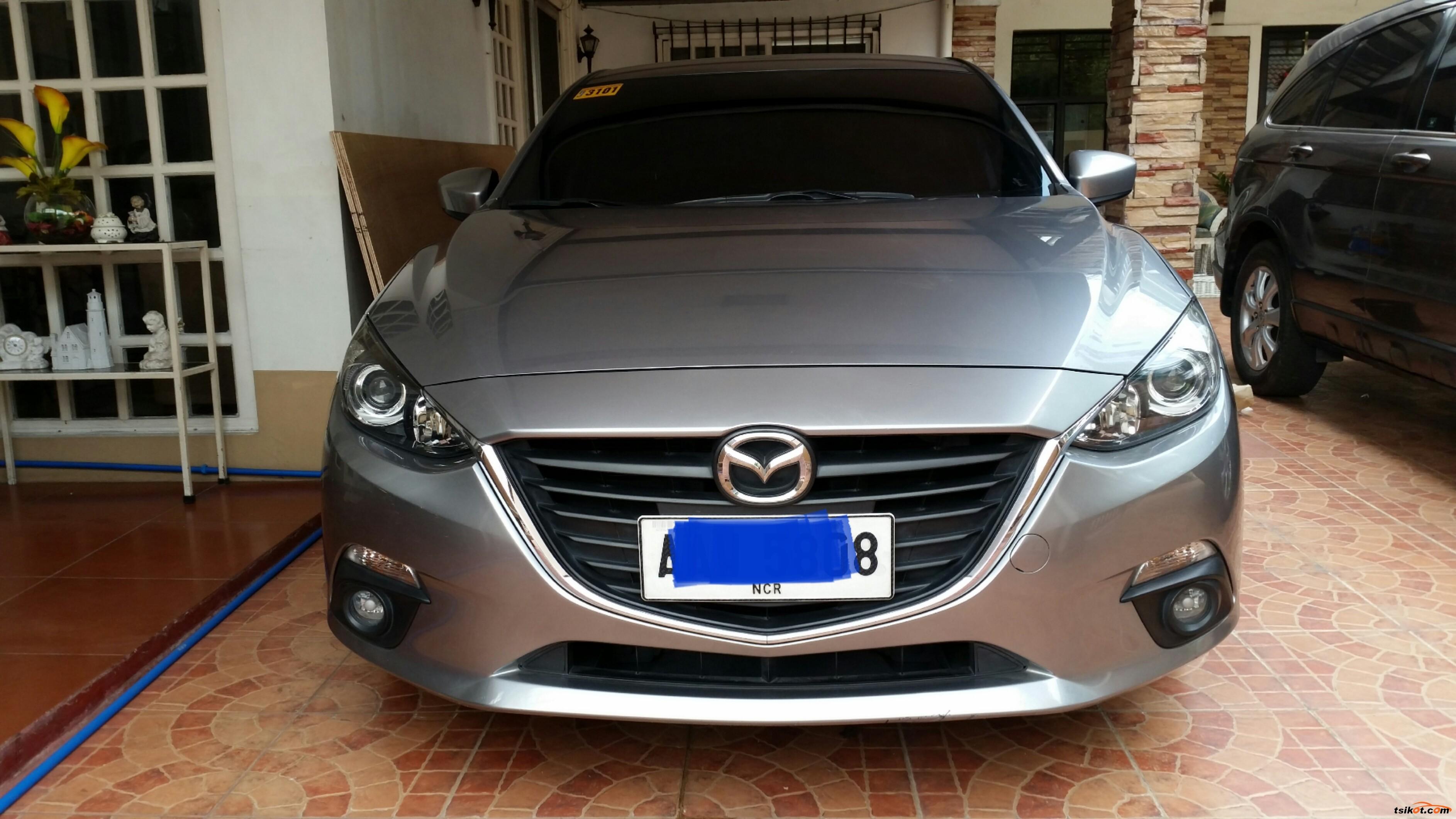 Mazda Mazda3 2014 - 3