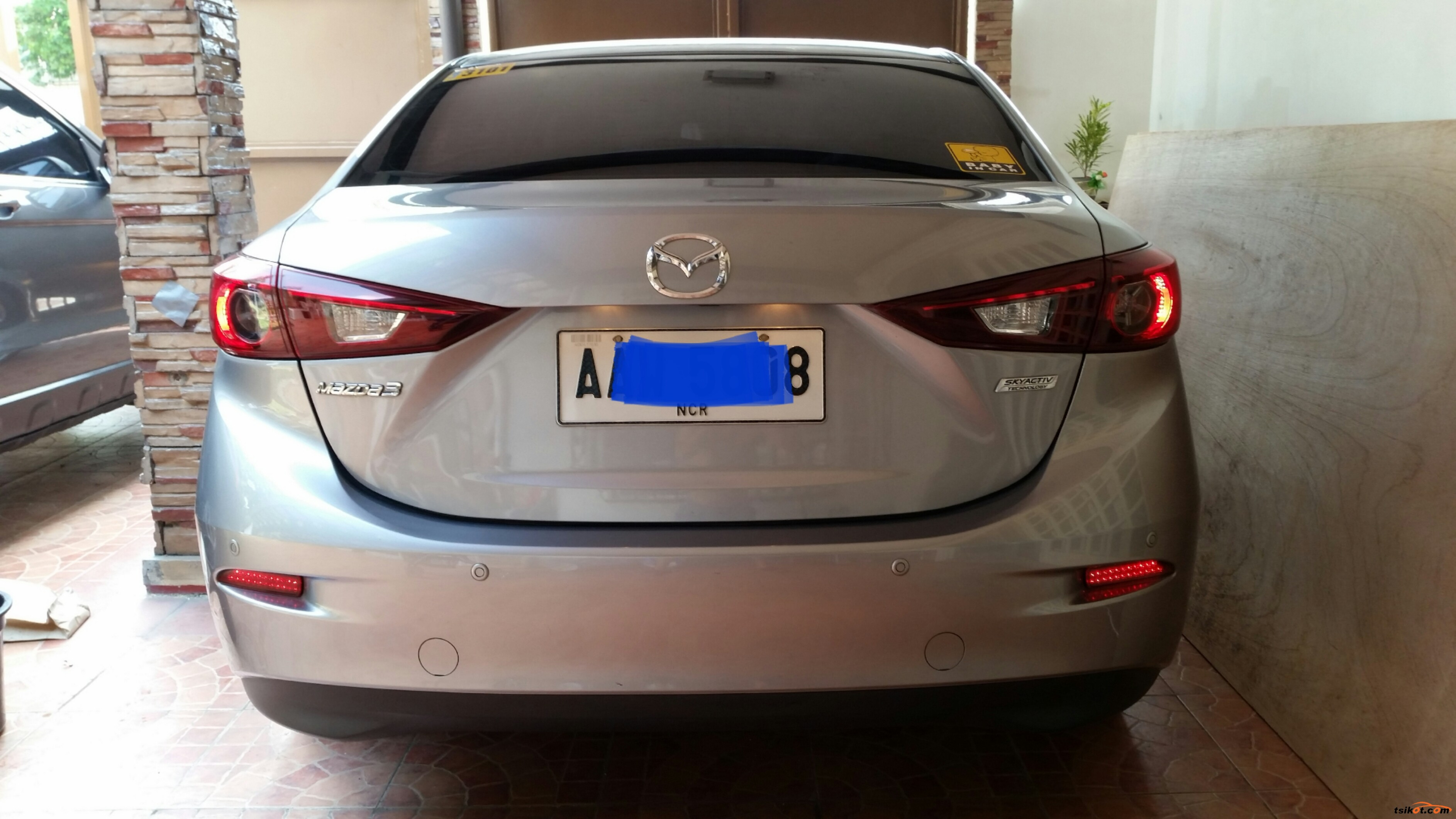 Mazda Mazda3 2014 - 4