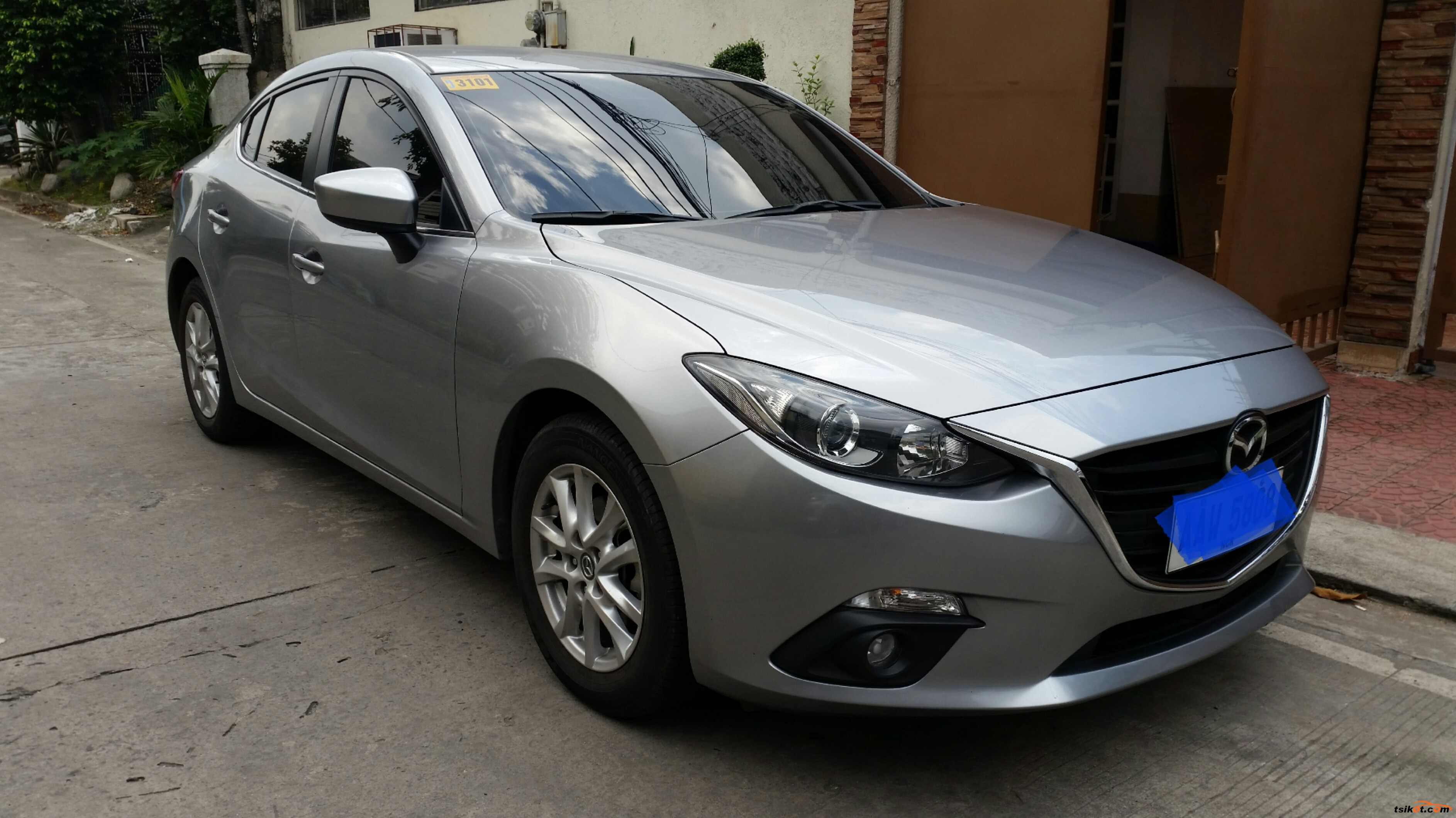 Mazda Mazda3 2014 - 1
