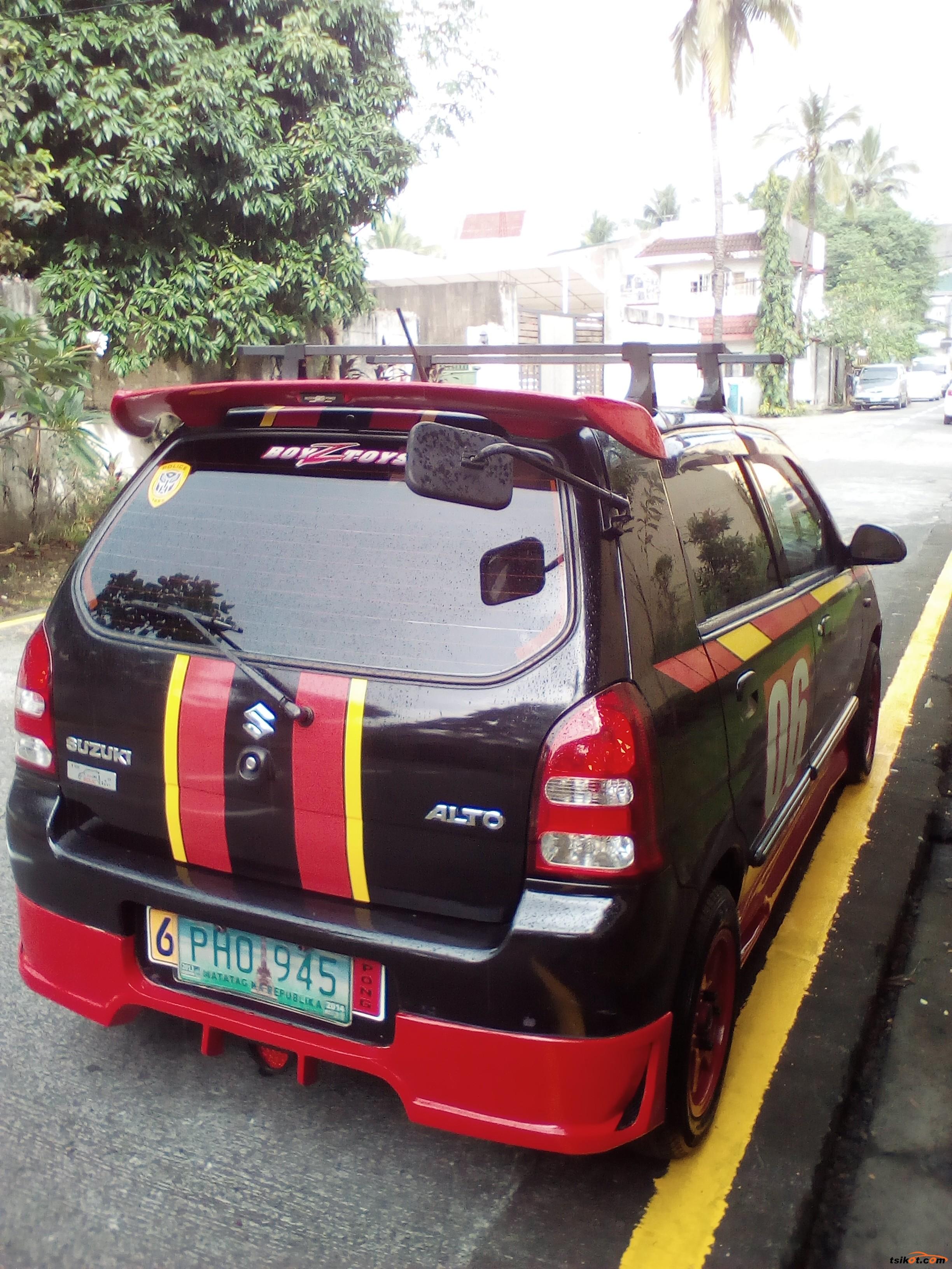 Suzuki Alto 2010 - 7