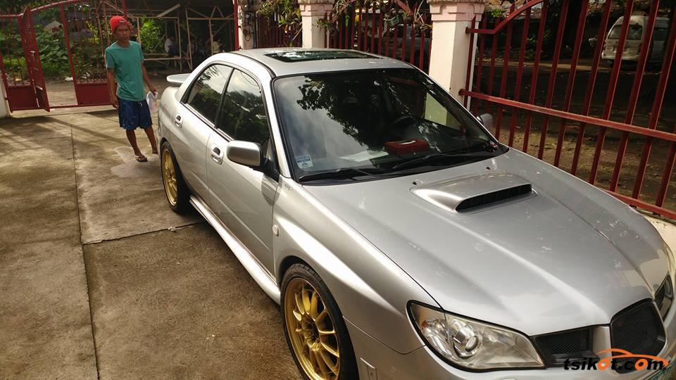 Subaru Wrx 2007 - 6