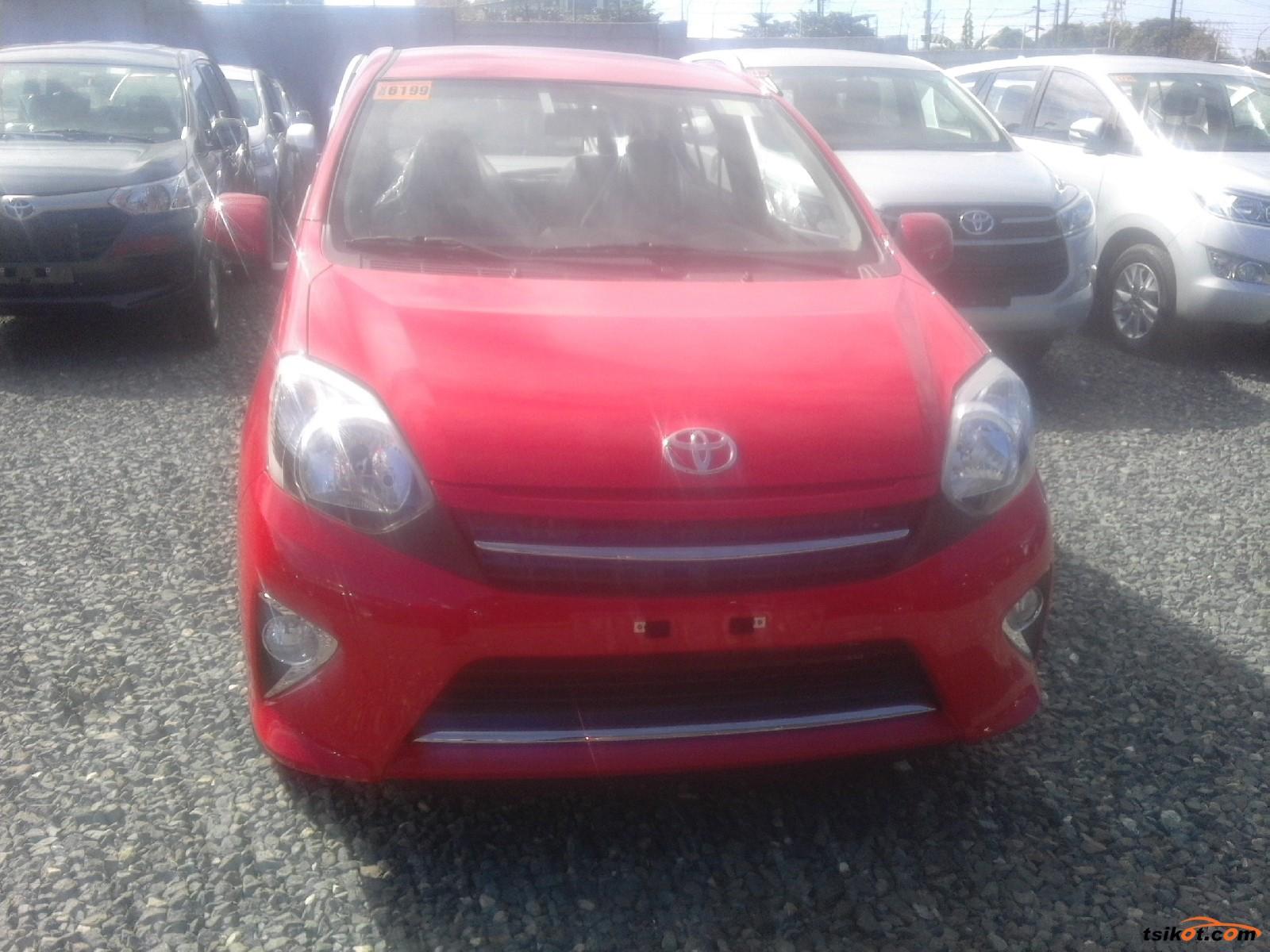 Toyota Wigo 2017 - 1