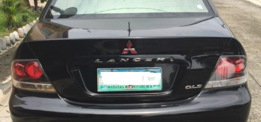 Mitsubishi Lancer 2008 - 10