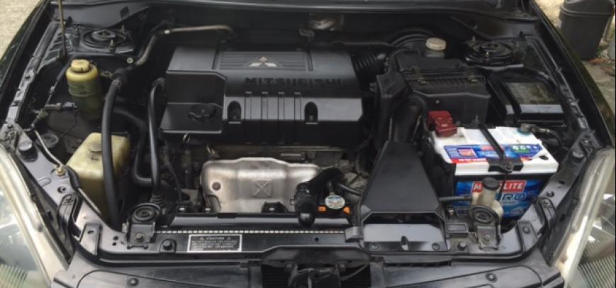 Mitsubishi Lancer 2008 - 11