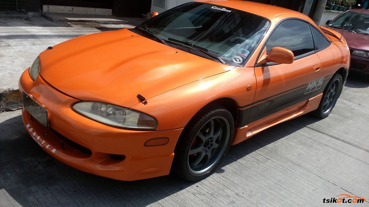 Mitsubishi Eclipse 2000 - 2