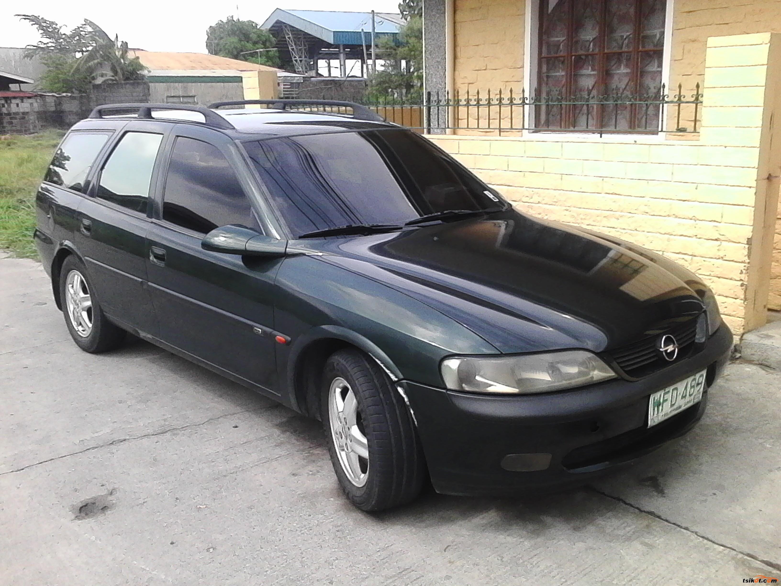 Opel Vectra 1998 - 4