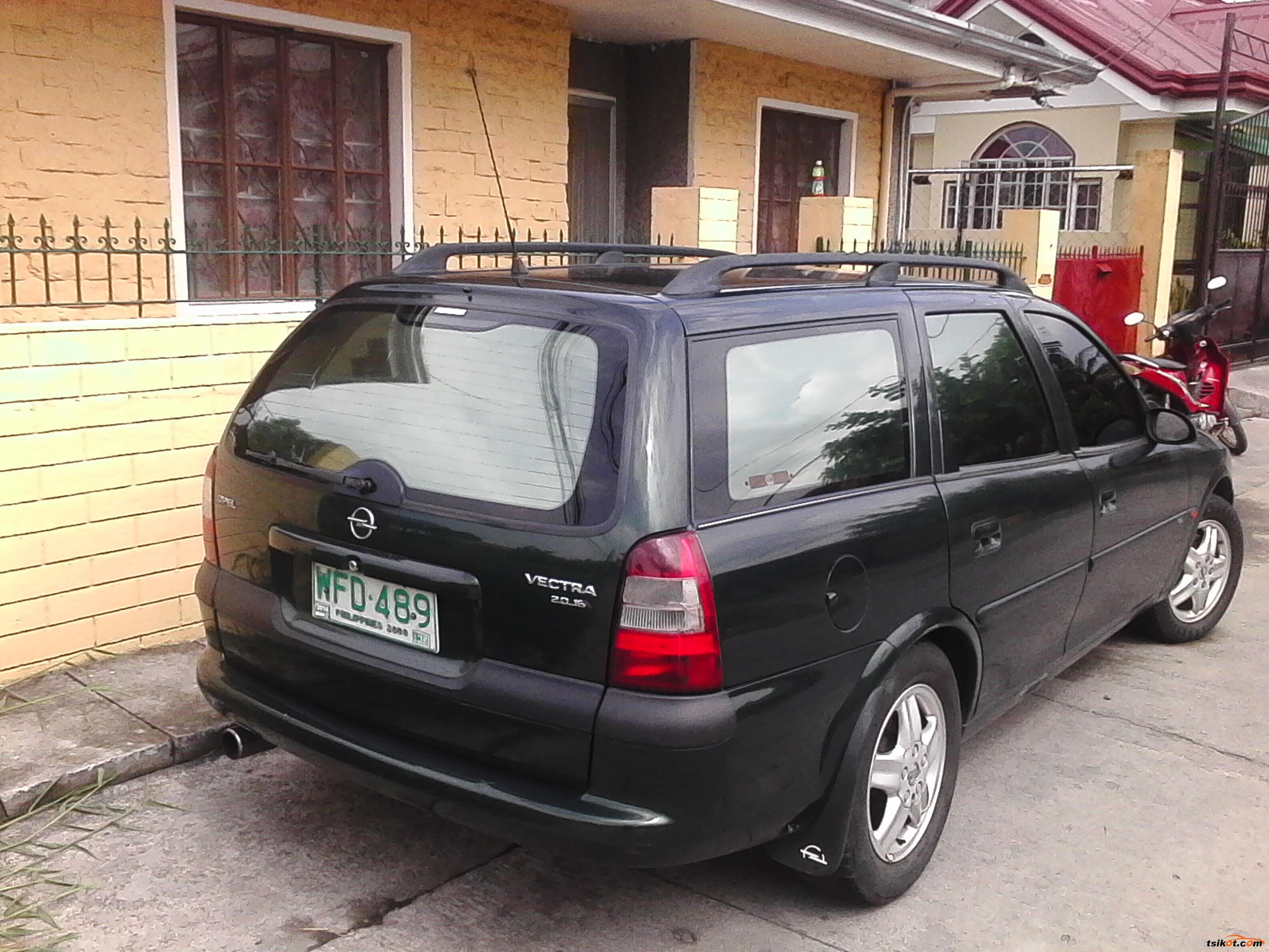 Opel Vectra 1998 - 5