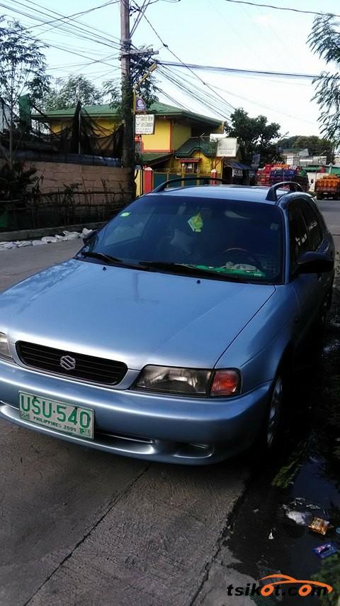 Suzuki Esteem 1997 - 8