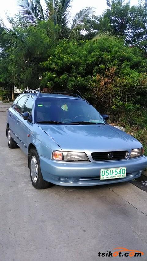 Suzuki Esteem 1997 - 9