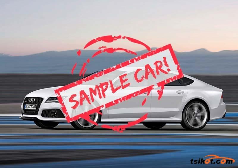 Audi A7 2013 - 2