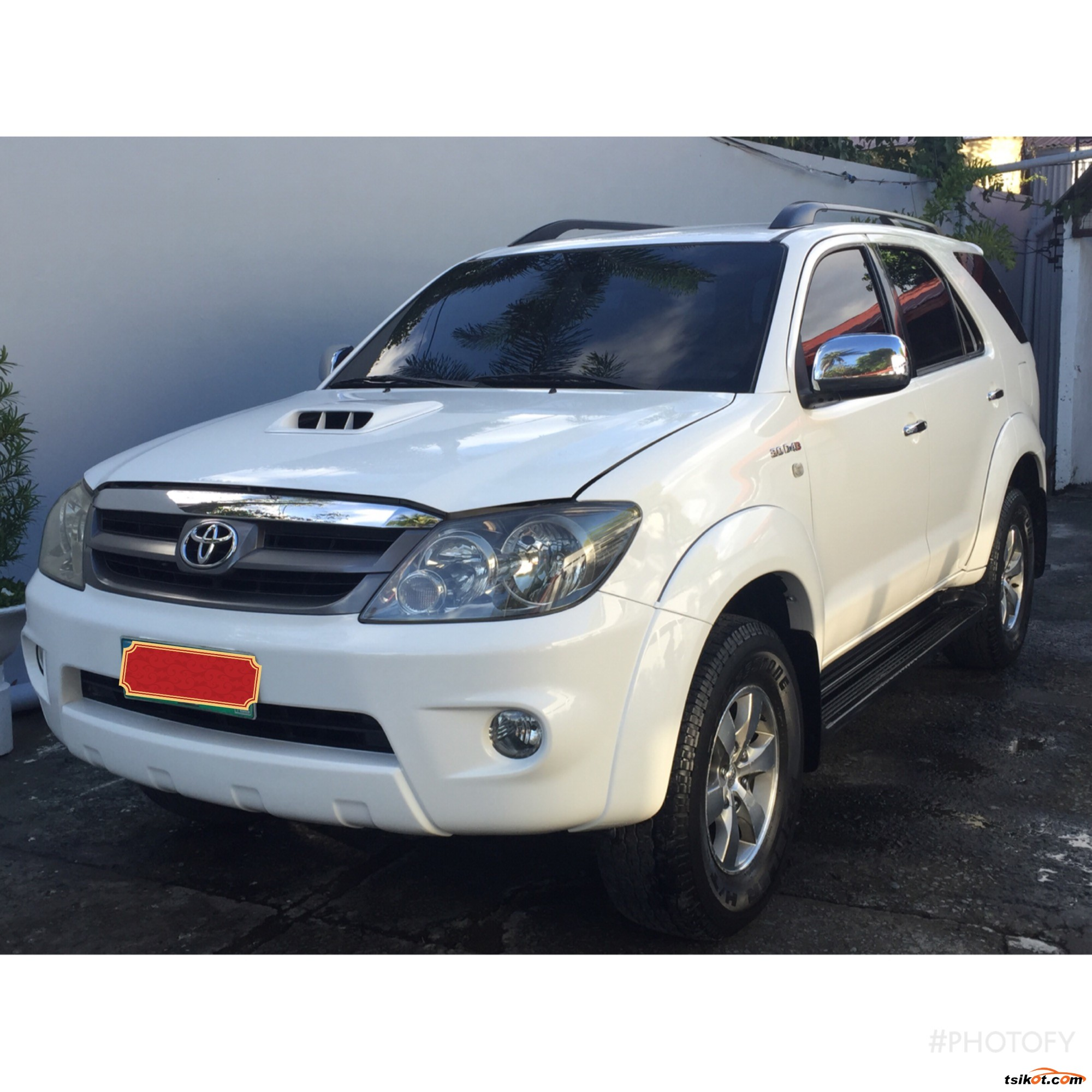 toyota fortuner philippines by toyota fortuner 2005 car for sale tsikot com 1 classifieds
