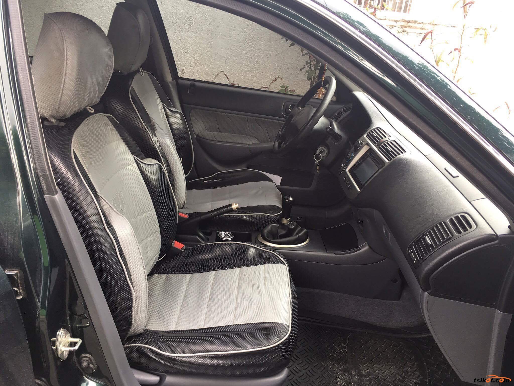 Honda Civic 2003 - 3
