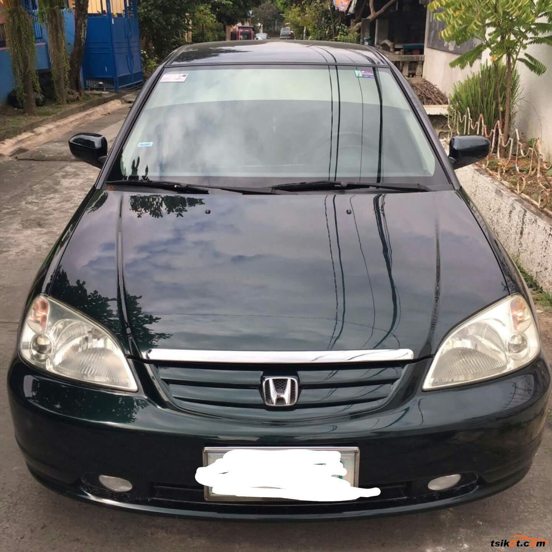 Honda Civic 2003 - 8