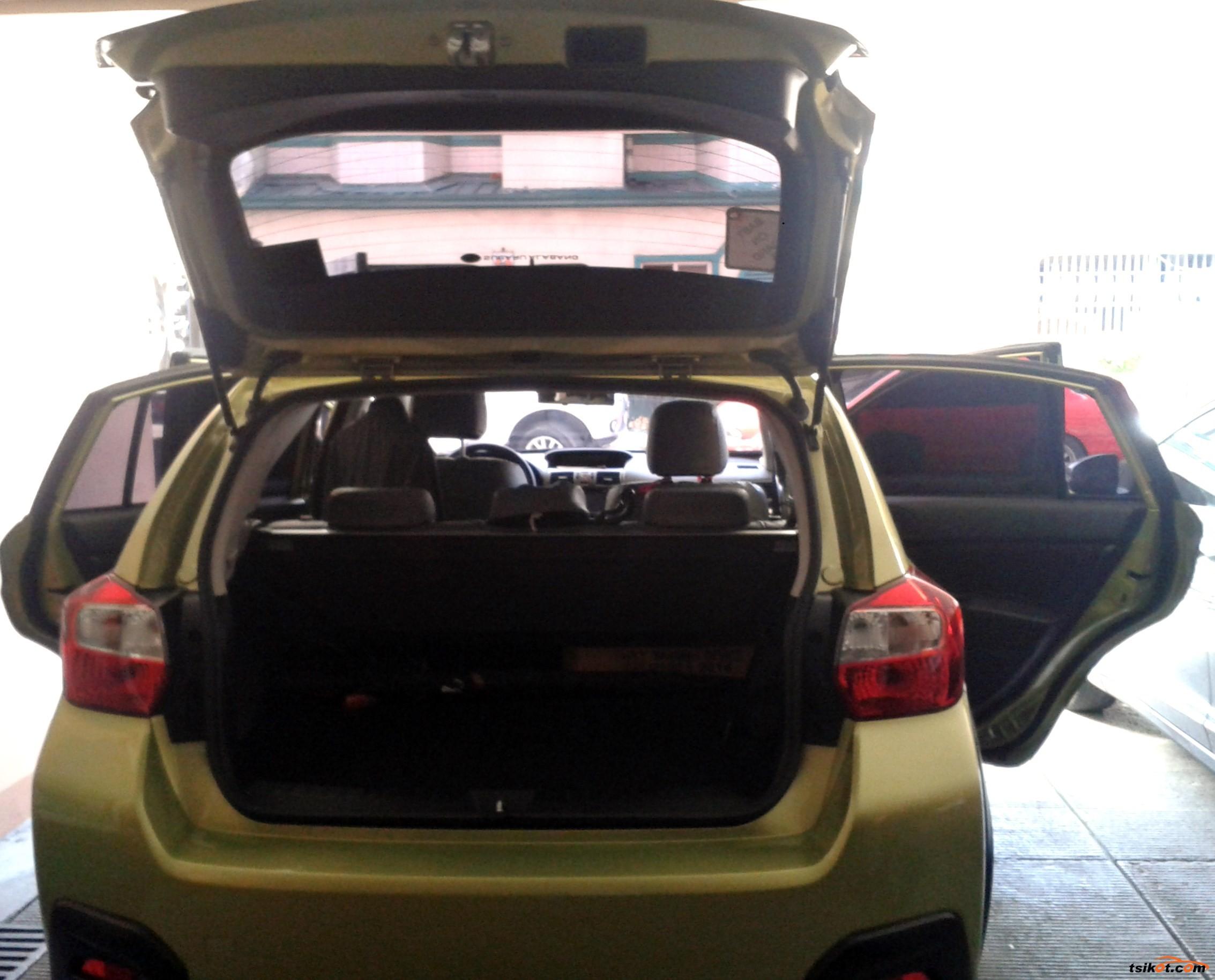 Subaru Xv 2014 - 1