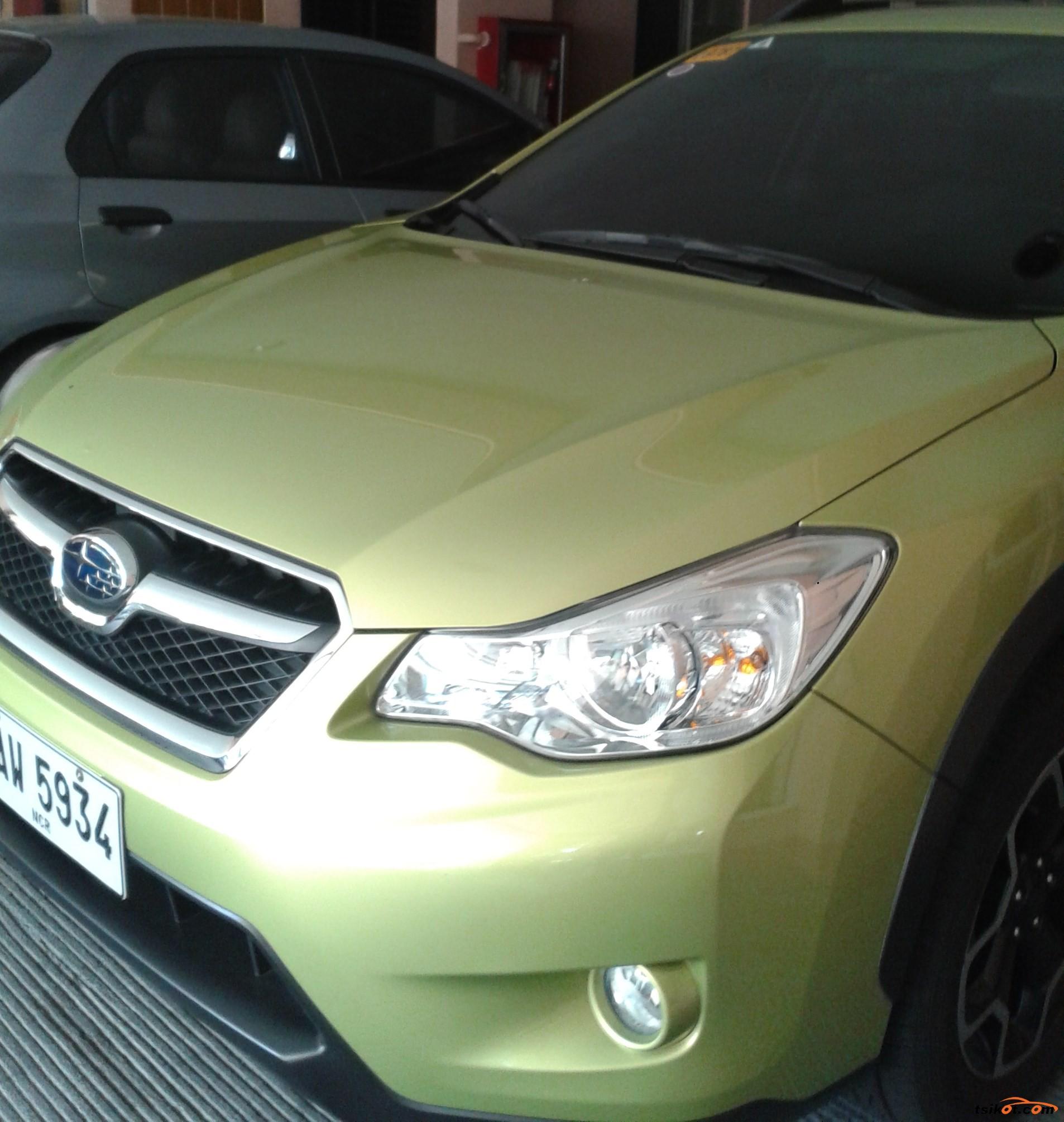 Subaru Xv 2014 - 5