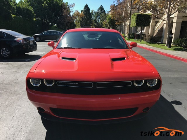 Dodge Challenger 2017 - 1