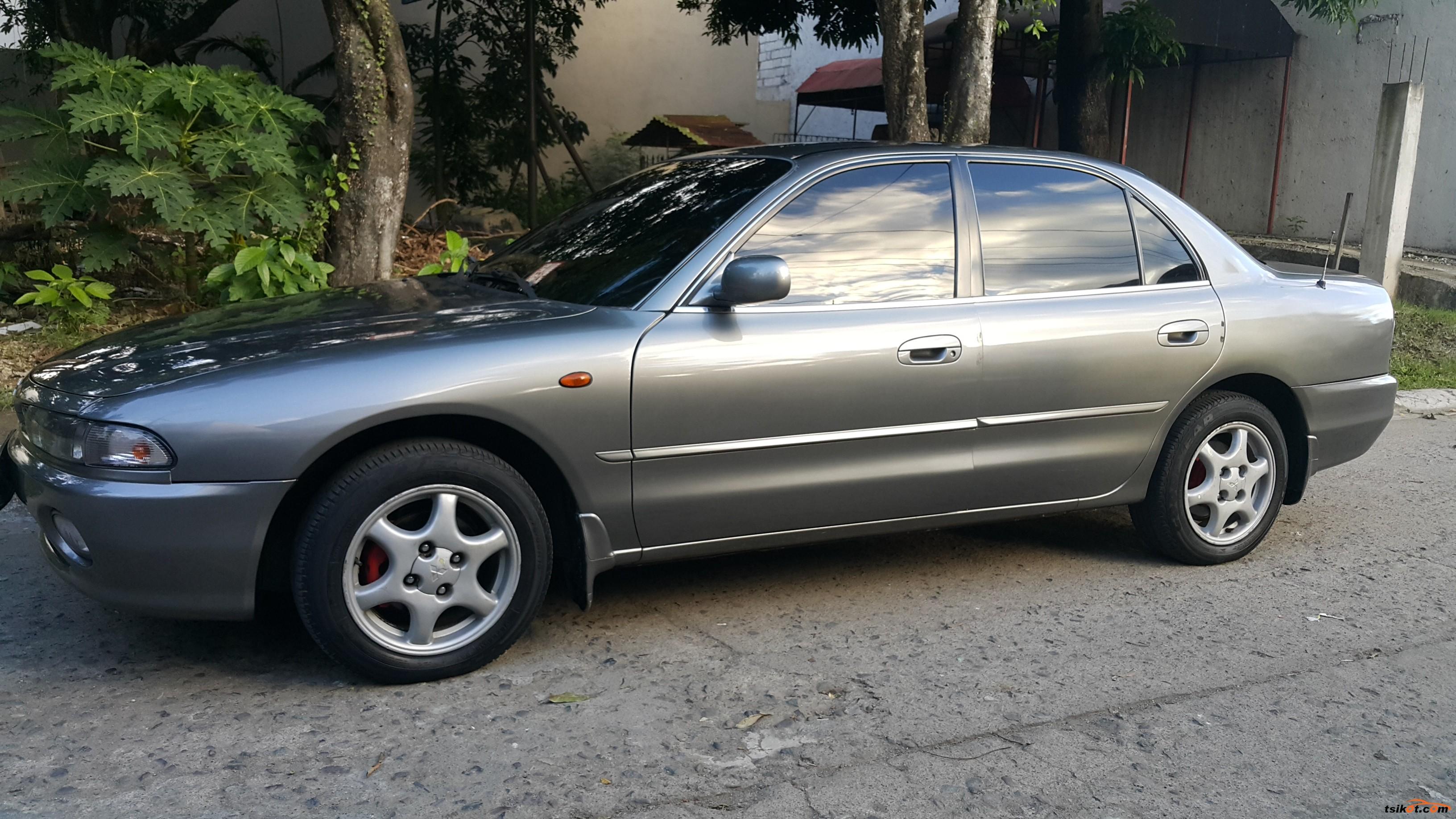 Mitsubishi Galant 1994 - 3