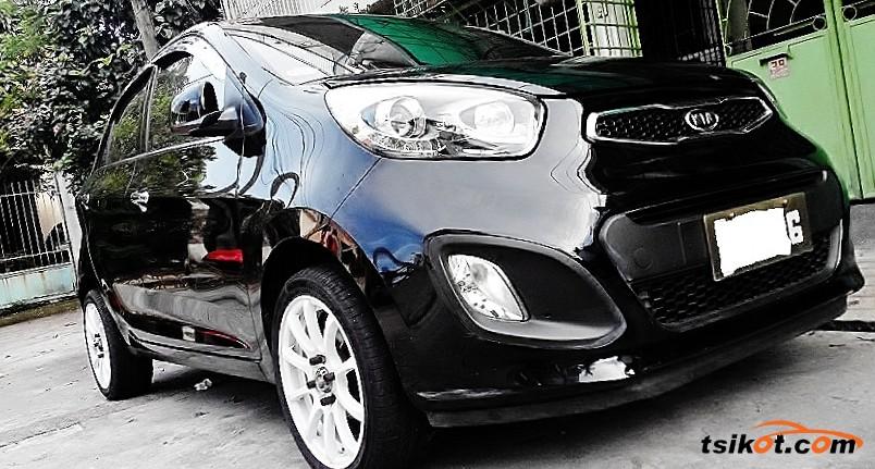 Kia Picanto 2014 - 1