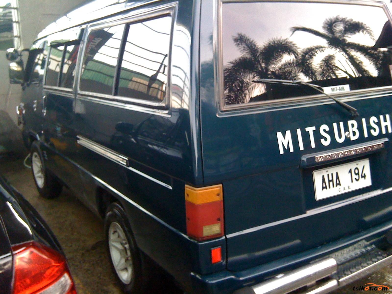 Mitsubishi L-300 1997 - 4