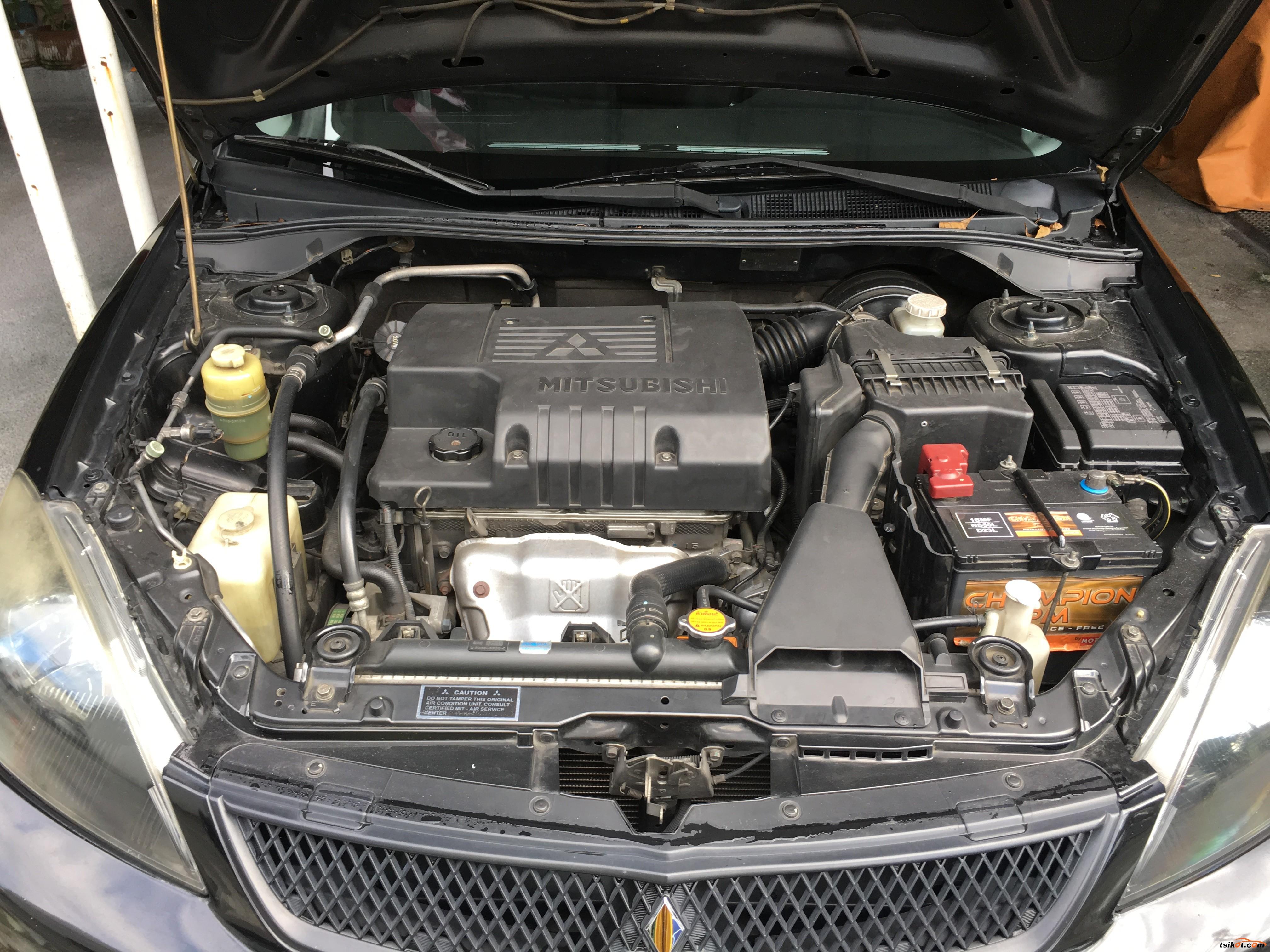 Mitsubishi Lancer 2012 - 5