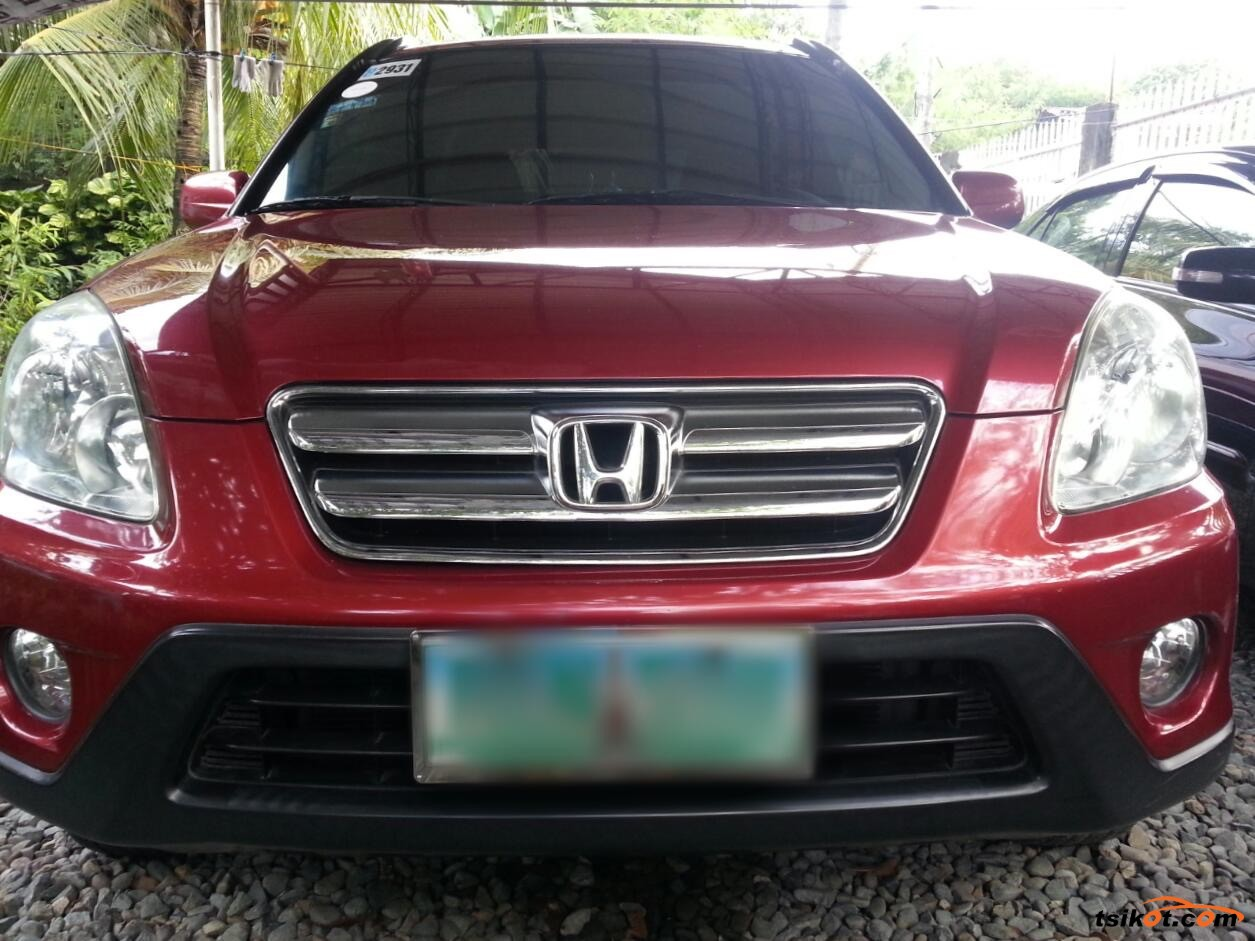 Honda Cr-V 2005 - 1