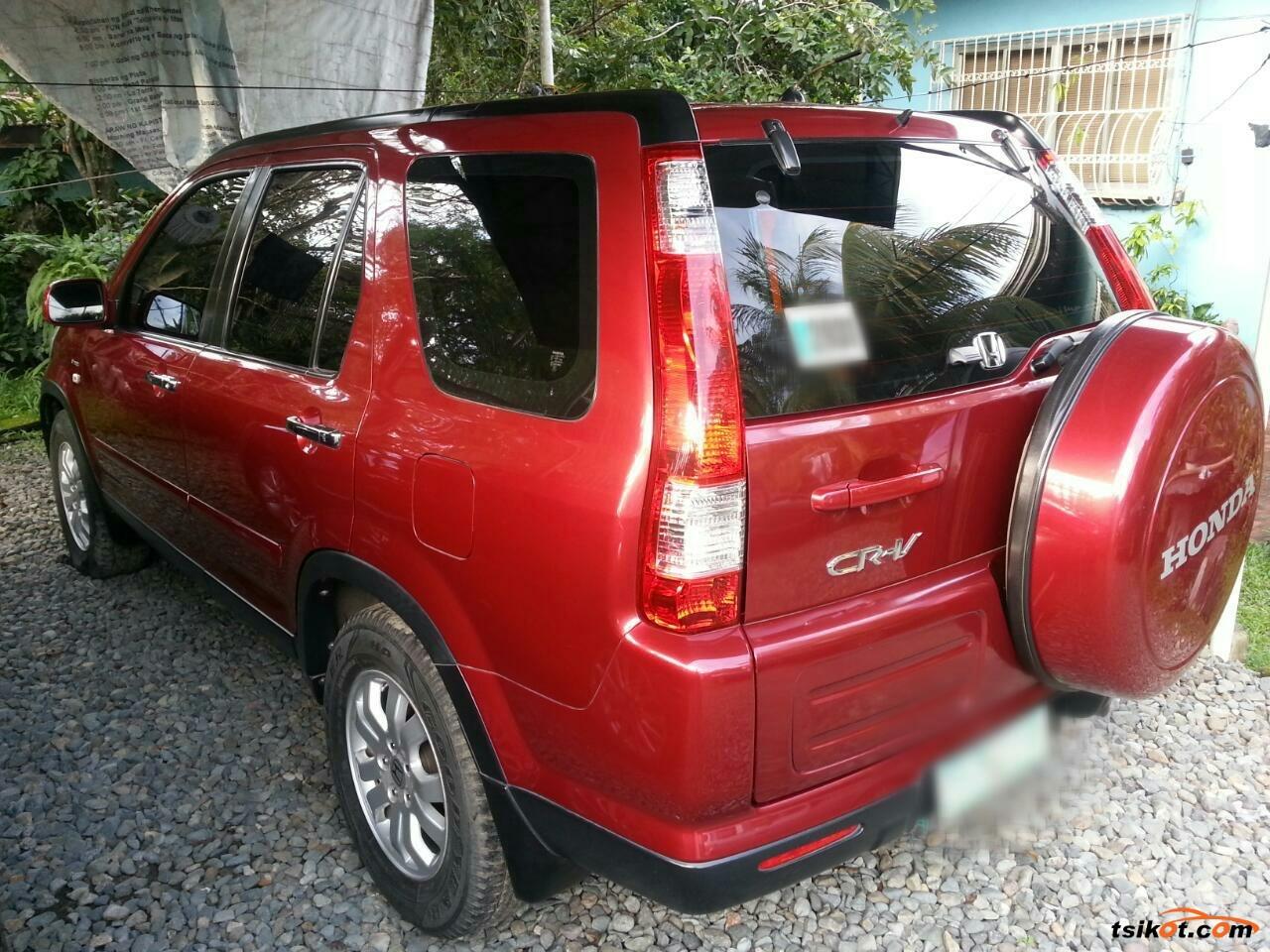 Honda Cr-V 2005 - 5