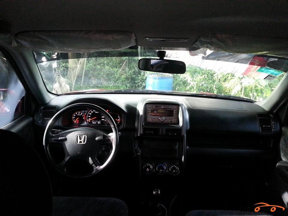 Honda Cr-V 2005 - 8