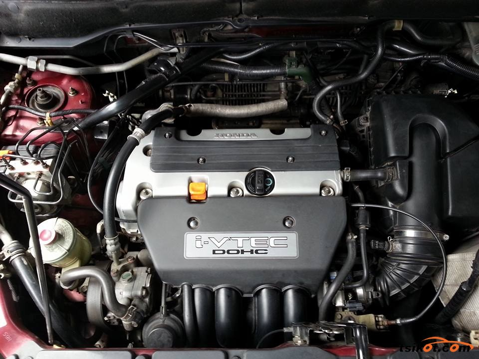 Honda Cr-V 2005 - 9