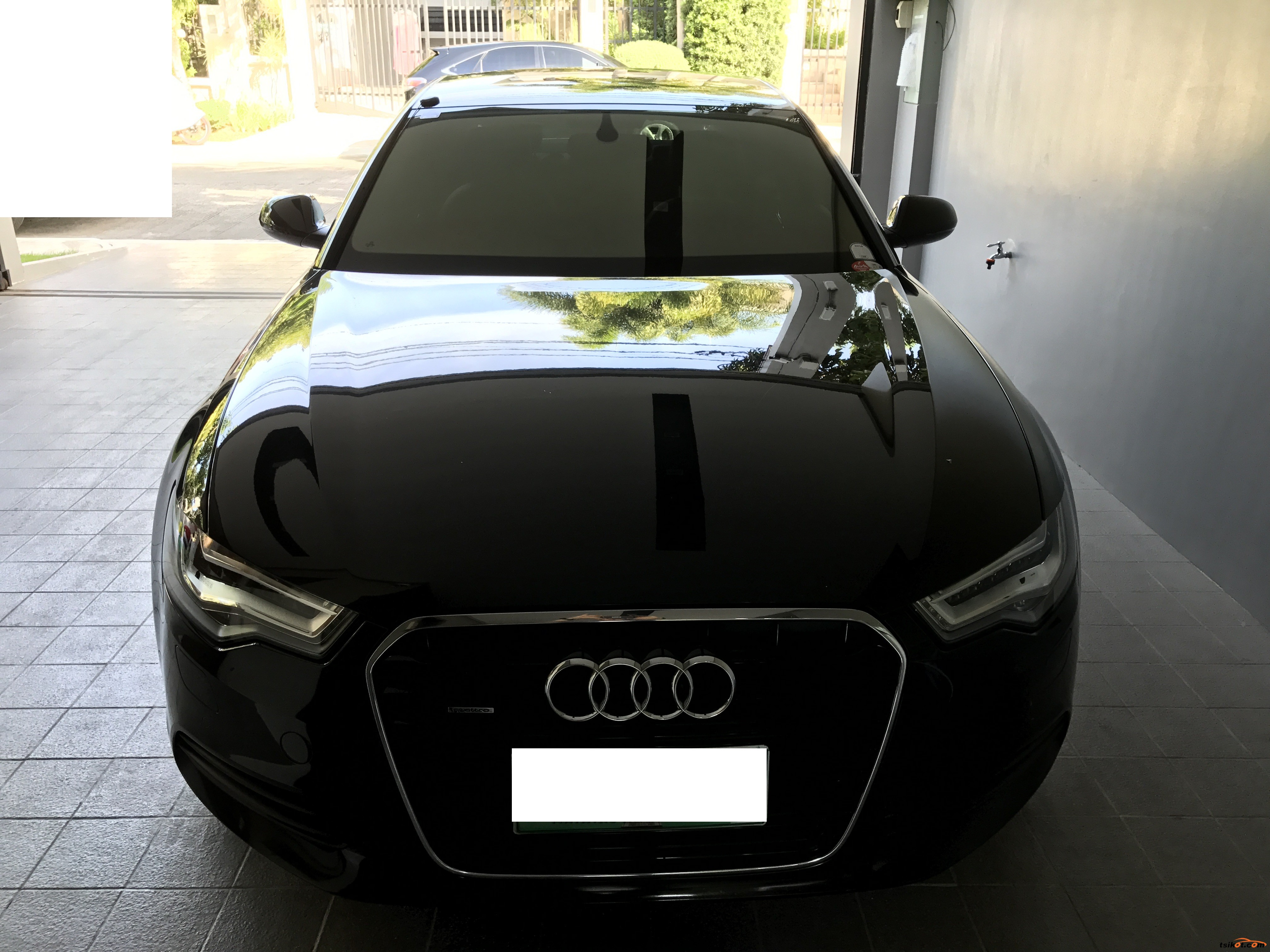 Audi A6 2012 - 1