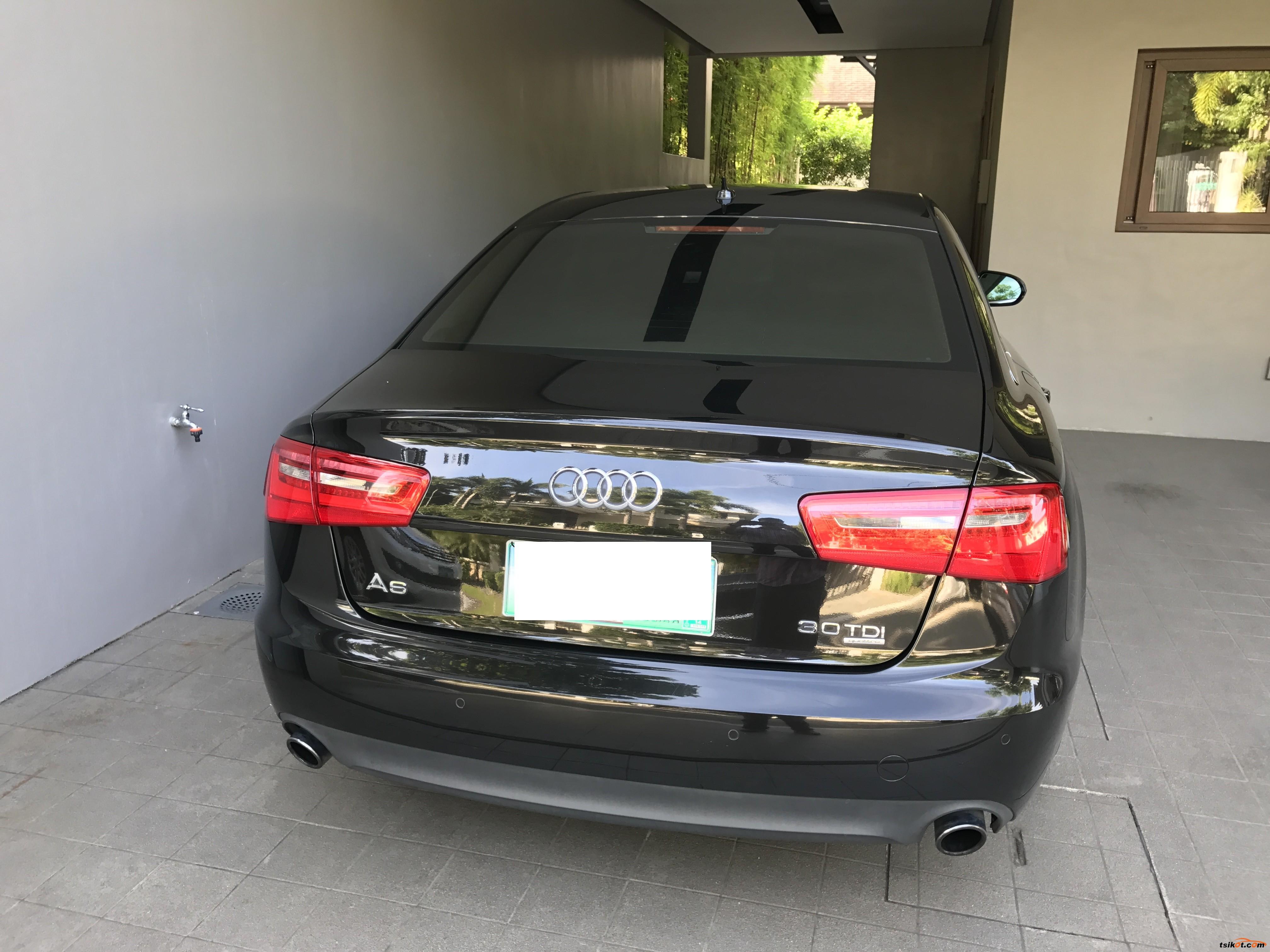 Audi A6 2012 - 3