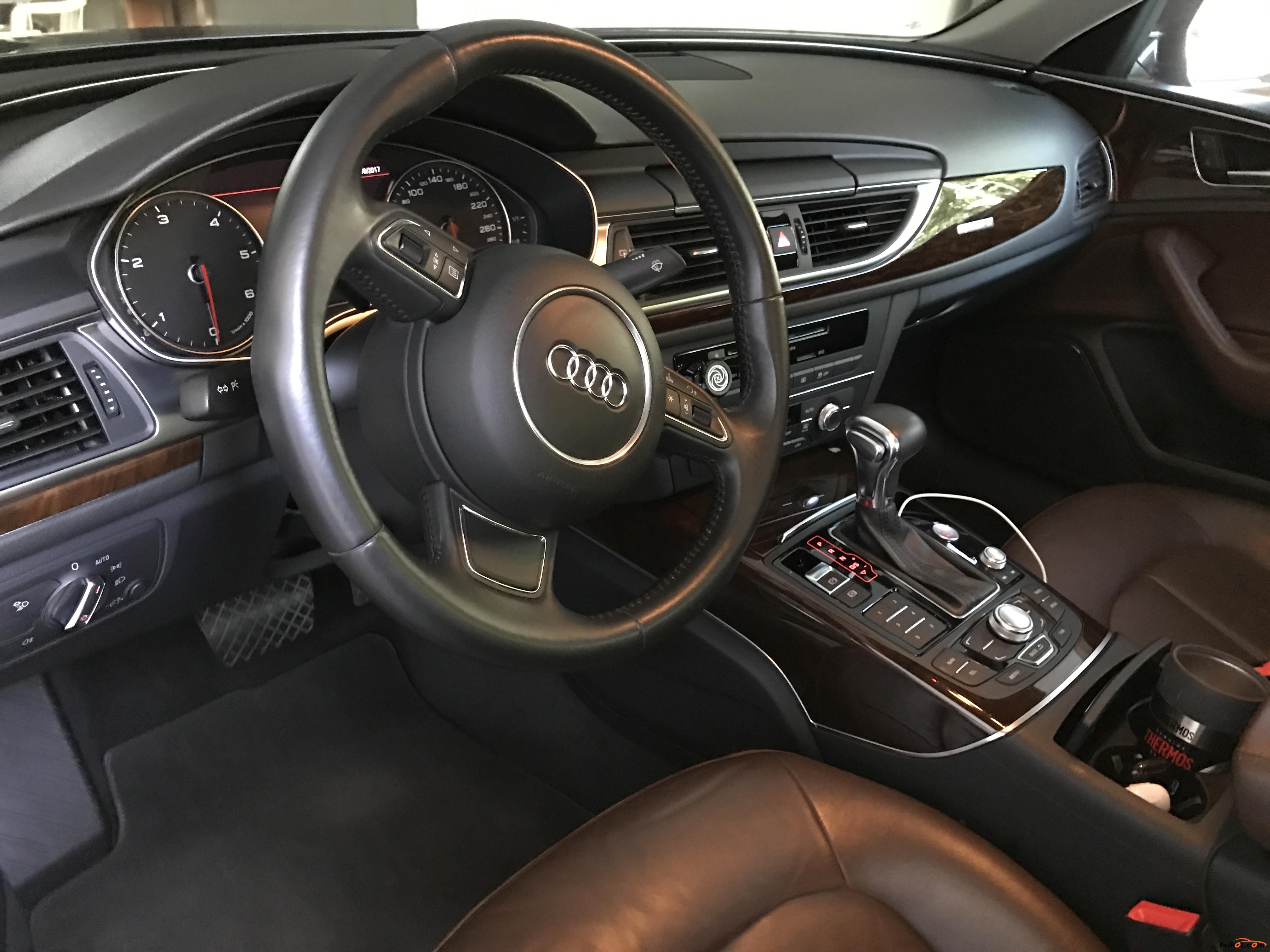 Audi A6 2012 - 4