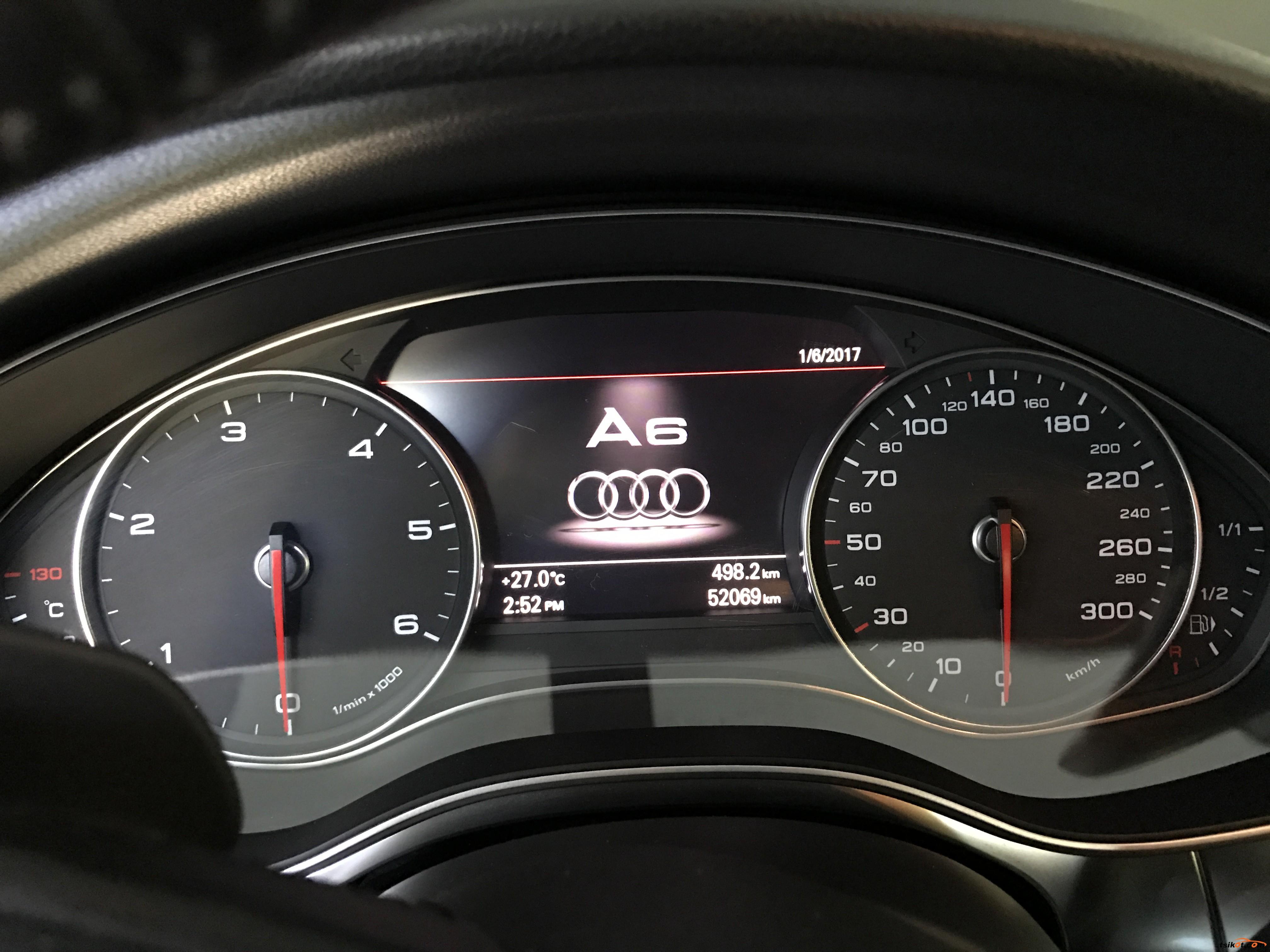 Audi A6 2012 - 5