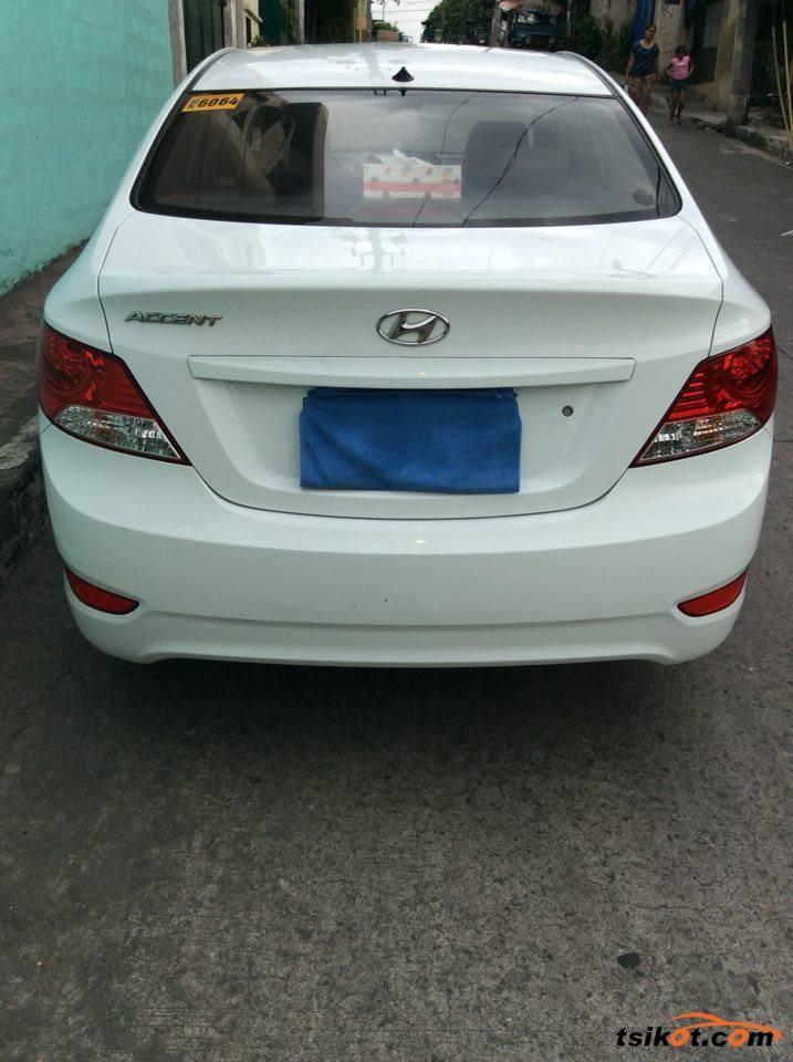 Hyundai Accent 2014 - 9