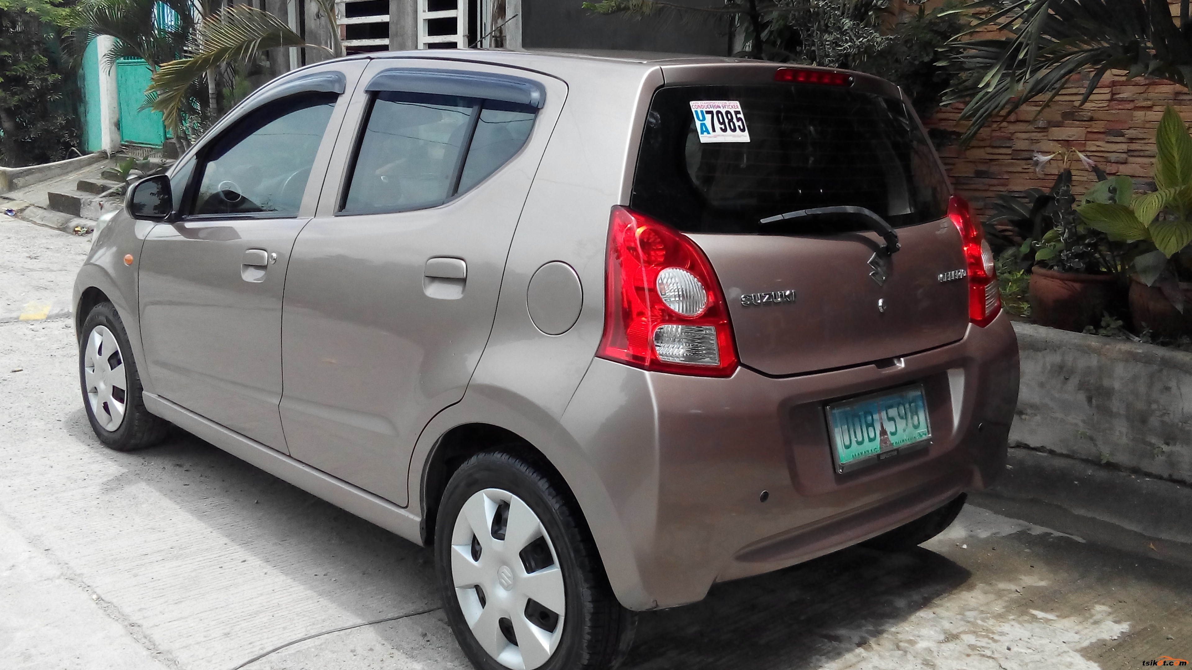 suzuki celerio 2012 car for sale calabarzon philippines. Black Bedroom Furniture Sets. Home Design Ideas