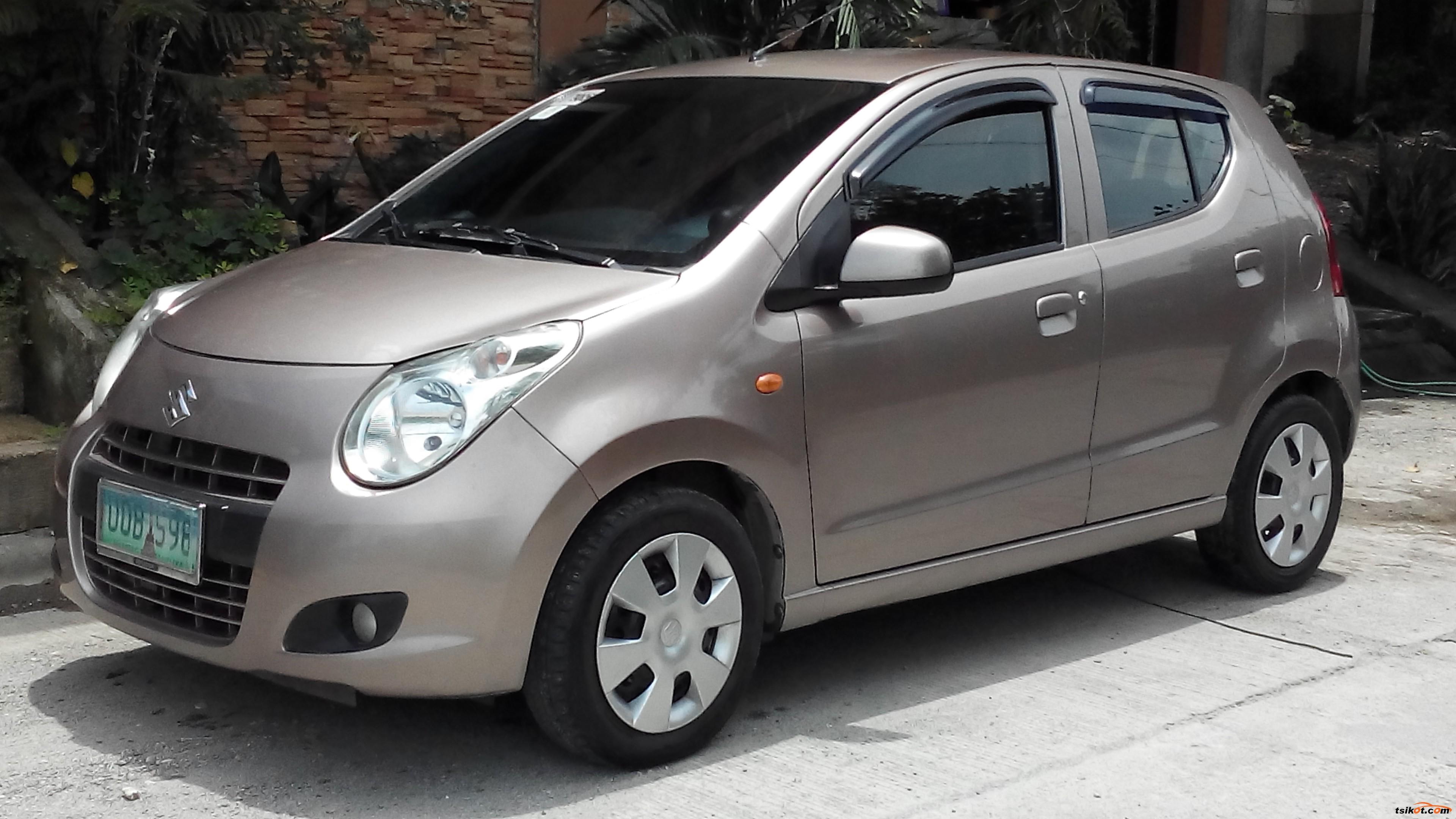 Suzuki Celerio 2012 - 5